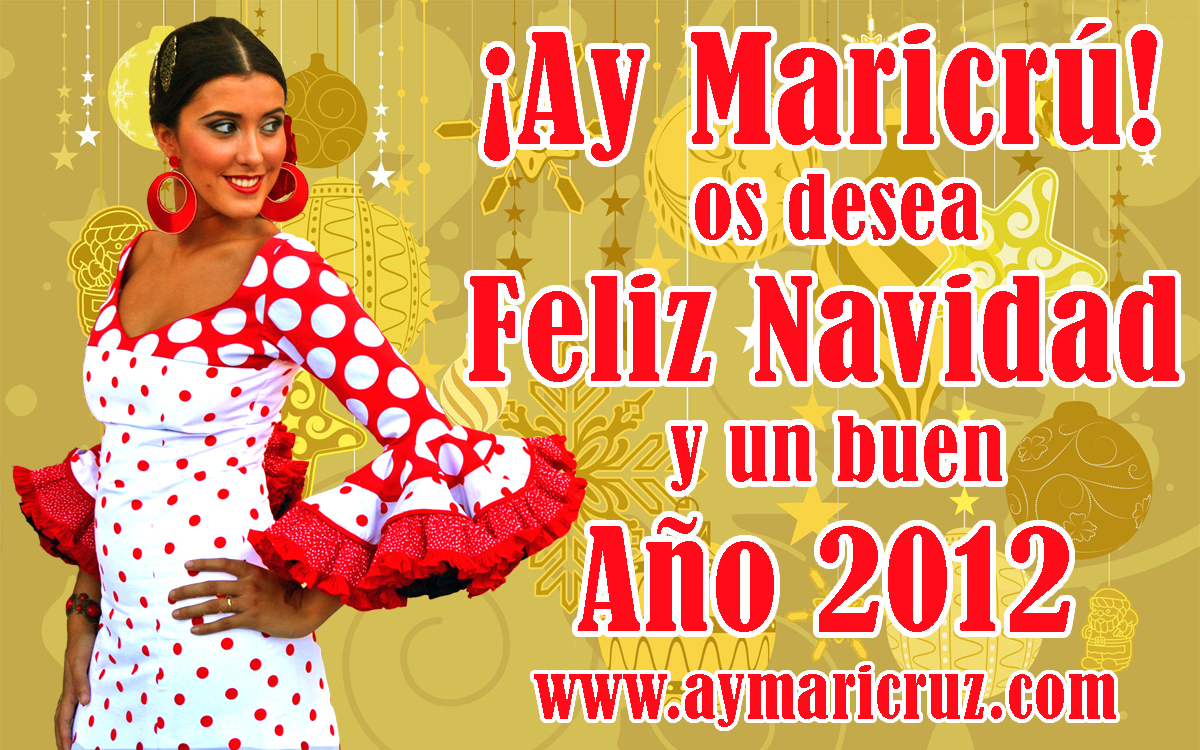 """Como se suele decir: que lo mejor de 2011 sea lo """"peor"""" de 2012. ¡Feliz Año a Tod@s!"""