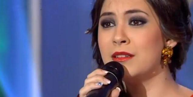 """Carolina Caparrós: complicada y llena de cambios de ritmo, """"No te mires en el río"""" es una canción que Carolina se ha trabajado tanto en lo vocal que ha ... - maria-espinosa1-635x320"""