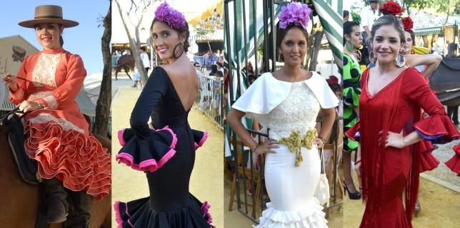 Flamencas en la Feria de Lebrija 2014 (40)