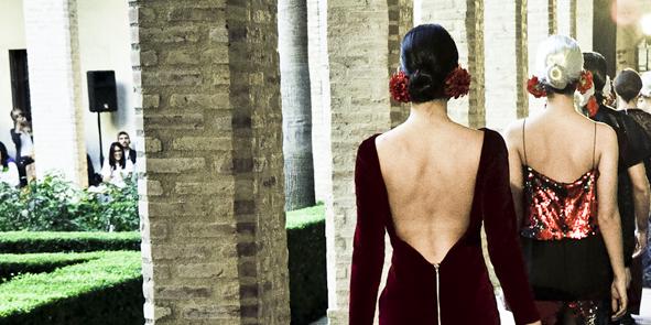 Lorena Subires Andalucía de Moda 2015 19