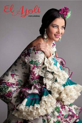 El Ajolí moda flamenca
